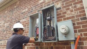 Electrical Panel Katy